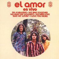 El Amor - En vivo CD
