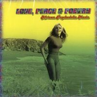 Various Artists - Love, Peace & Poetry (African) CD QDKCD045