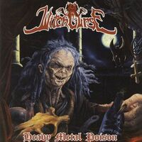 Witchcurse - Heavy Metal Poison CD IR009CD