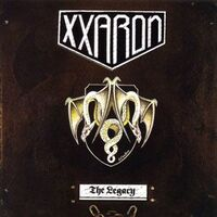 Xxaron - The Legacy CD
