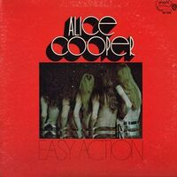 Alice Cooper - Easy Action LP WS1845