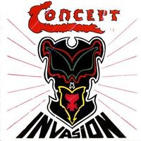 Concept - Invasion CD LHC00065