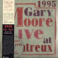 Moore, Gary - Live At Montreux 1995 LP / CD LR326