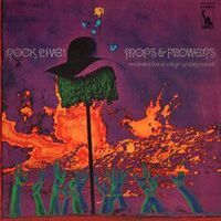Mops and Flowers - Rock Live! LP LPC-8047