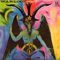 Warlock - Warlock LP MM102