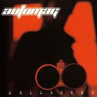 Automag - Hellbound CD Rock001-2