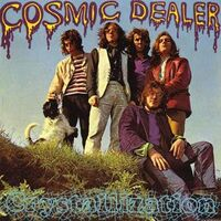 Cosmic Dealer - Crystallization 2-CD CDP 1106