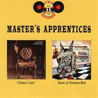 Master's Apprentices - Choice Cuts / Toast to Panama Red CD BOD 111