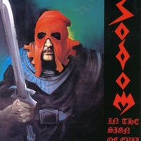 Sodom - In The Sign of Evil / Obsessed By Cruelty CD SPV 85-7533