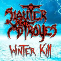 Slauter Xstroyes - Winter Kill CD