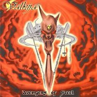Valkija - Avengers of Steel CD SareCD001