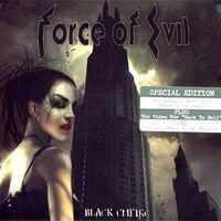 Force Of Evil - Black Empire CD AUDO14X