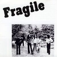 Fragile - Fragile CD ER 42121