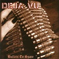 Deja Vu - Bullets to Spare CD KR 020