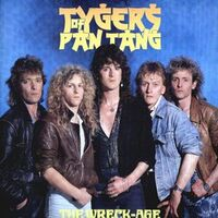 Tygers of Pan Tang - The Wreck-Age LP MFN 50