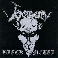 Venom - Black Metal CD CMRCD472