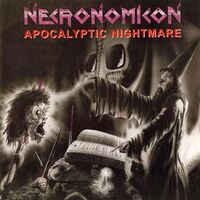 Necromonicon - Apocalyptic Nightmare CD