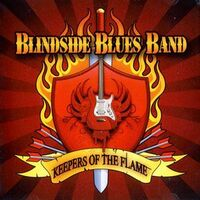 Blindside Blues Band - Keepers of the Flame CD GYR041