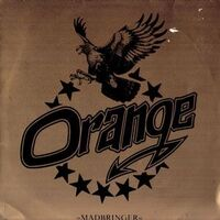 Orange - Madbringer LP