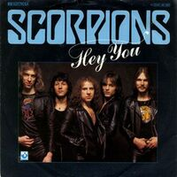 Scorpions - Hey You / The Zoo 7inch 006-46 189