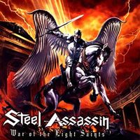 Steel Assassin - War of the Eight Saints CD Steel 63020