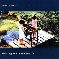 Twin Age - Moving the Deckchairs CD