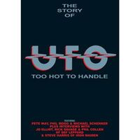 UFO - Too Hot To Handle (1969-1993) DVD