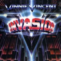 Vincent, Vinnie - Invasion CD ZCRCD49