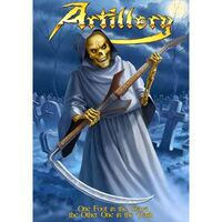 Artillery - One Foot in the Grave the Other One in the Trash DVD