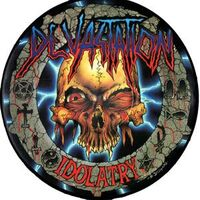 Devastation - Idolatry LP (Picture Disc)