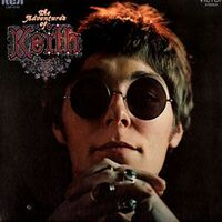 Keith - The Adventures of Keith LP LSP-4143