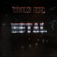Manilla Road - Metal LP