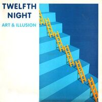 Twelfth Night - Art & Illusion LP MFN-36