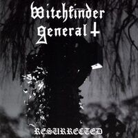 Witchfinder General - Resurrected CD Dust 03