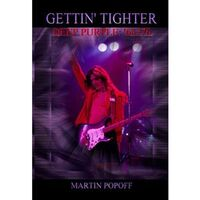 Gettin' Tighter: Deep Purple '68-76 Book DPBook