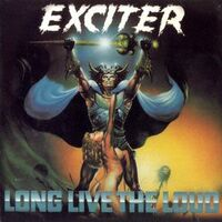 Exciter - Long Live The Loud CD Mega1986