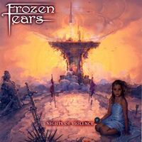 Frozen Tears - Nights of Violence CD MGP-012