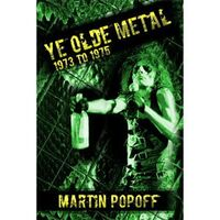 Ye Olde Metal: 1973-1975 Book