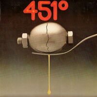 451 Degrees - 451 Degrees LP