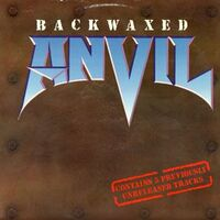 Anvil - Backwaxed LP