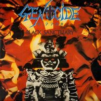 Genocide (Nippon) - Black Sanctuary LP KKR 1004