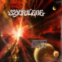 Sacrilege - Turn Back Trilobite LP MB 72405