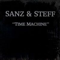Sanz & Steff - Time Machine LP