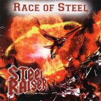 Steel Raiser - Rage of Steel CD PSRCD009