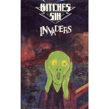 Bitches Sin - Invaders Cassette