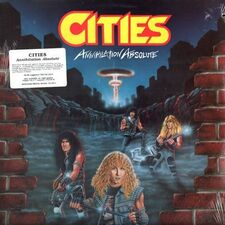 Cities - Annihilation Absolute LP