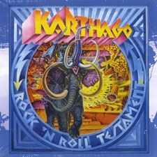 Karthago - Rock N Roll Testament CD