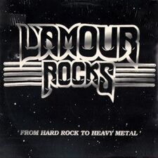 Various Artists - L'Amour Rocks LP