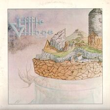 Little Village - Little Village LP