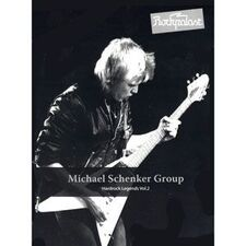 Michael Schenker Group - Rockpalast DVD